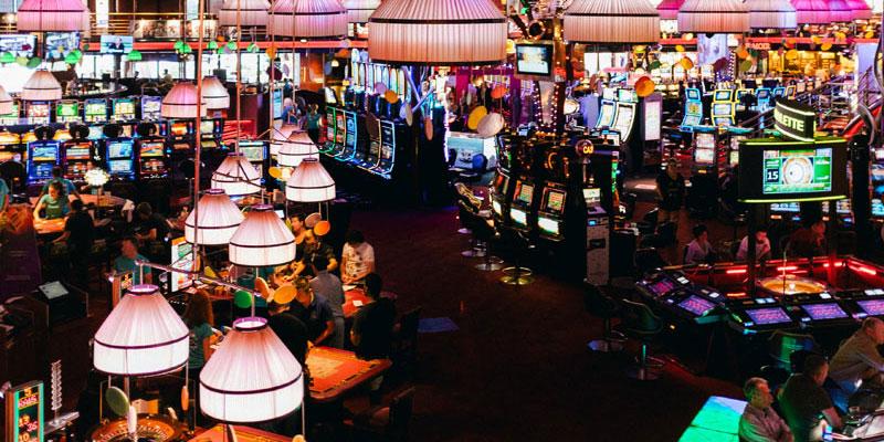 Cazinourile câștigă potul cel mare cu Digital Signage
