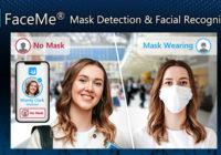 CyberLink actualizează software-ul de recunoaștere facială, pentru detectarea măștilor