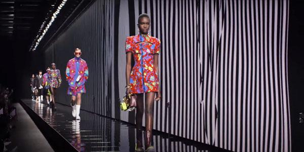 Tehnologia Digital Signage în prezentările de modă