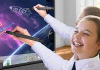 BenQ - Ecran Interactiv pentru Educaţie
