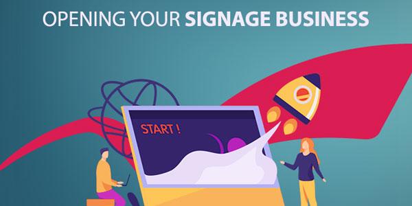 Soluții de digital signage pentru afacera ta. E timpul să le pui în practică!