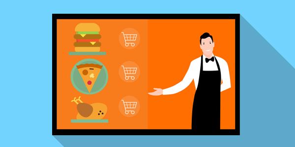 Impactul ecranelor cu meniuri digitale asupra consumatorilor din restaurante