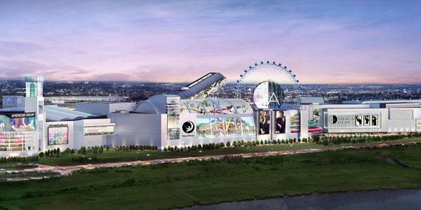Un mall devine destinaţie turistică prin digital signage
